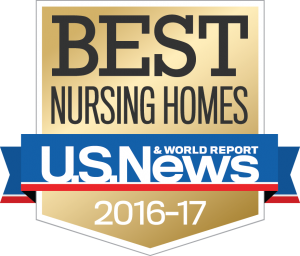 The Manor - US News Best Nursing Homes 2016-17